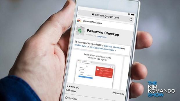 Google phát hành công cụ nhắc người dùng mật khẩu đã bị 'hack'
