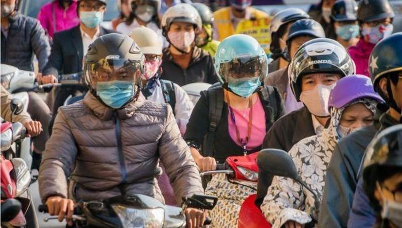 Ô nhiễm ở Hà Nội giảm nhưng vẫn ở mức kém