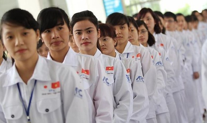Nhật Bản lập kỷ lục thu hút lao động Việt Nam