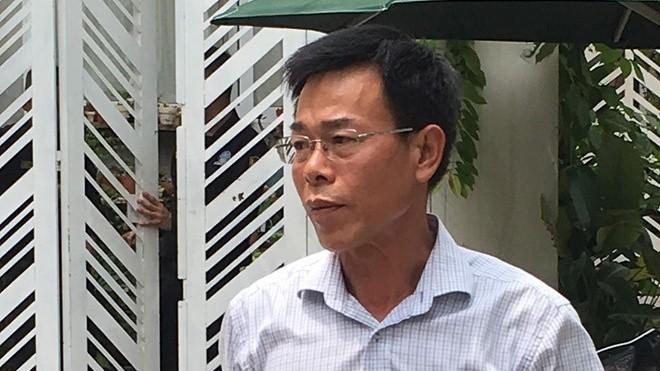 Ông Nguyễn Hải Nam