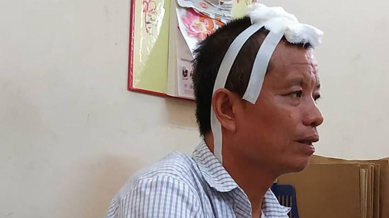 Nguyễn Văn Tiến tại cơ quan điều tra
