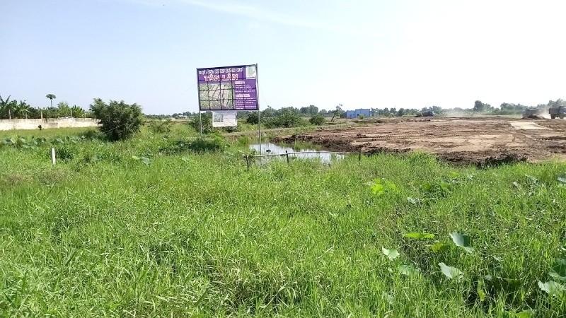 """Thực tế cho thấy không có cái nào gọi là """"dự án Lotus New City"""" trên khu đất của dự án Tân Lân"""