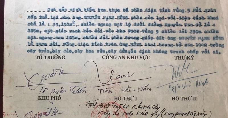 Kiên Giang: Những câu hỏi phía sau vụ làm giả giấy tờ đất tại Phú Quốc