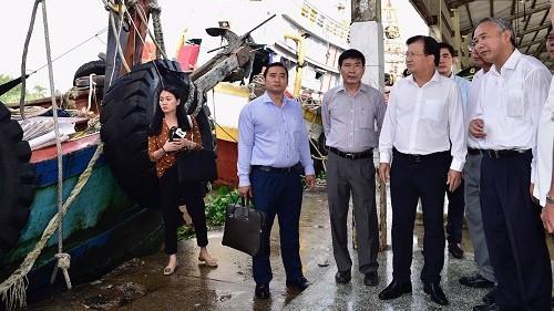 Kinh nghiệm lắp thiết bị giám sát hành trình cho tàu cá tại Kiên Giang