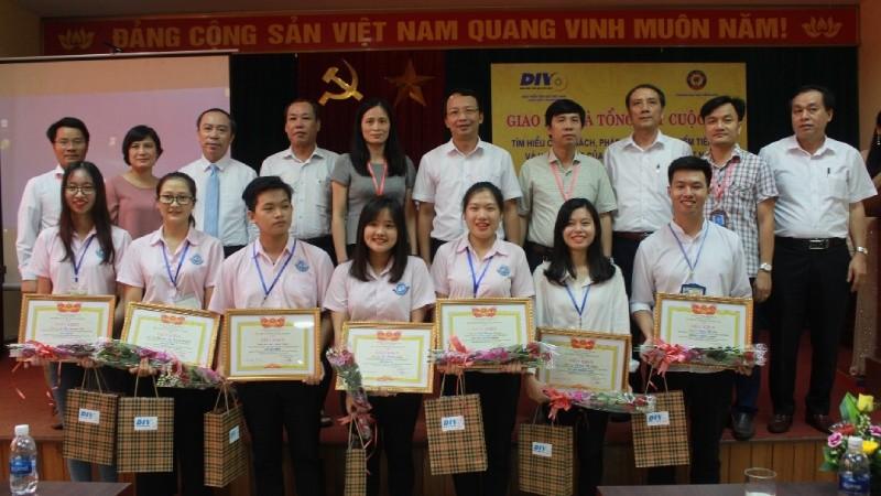 Bảo hiểm tiền gửi Việt Nam tổ chức giao lưu, tìm hiểu về chính sách Bảo hiểm tiền gửi  tại Đại học Hồng Đức (Thanh Hóa)