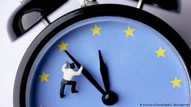 Các nước châu Âu đã duy trì việc đổi giờ kể từ năm 1980. (Nguồn: dw.com)