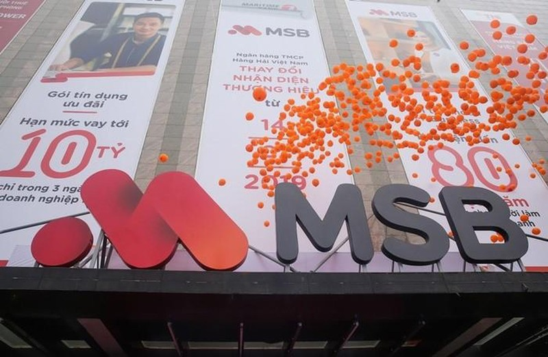 MSB: Lãi quý III tăng vọt gấp 23 lần lên gần 500 tỷ đồng, lũy kế 9 tháng vượt 1.000 tỷ đồng