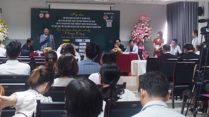 Hội Phẫu thuật thẩm mỹ tạo hình Việt Nam sẽ mở rộng sự quan tâm đến cả lĩnh vực spa