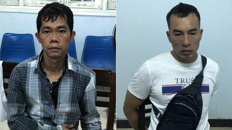 """Nhóm trộm người nước ngoài """"làm tổ"""" trên núi Hải Vân"""