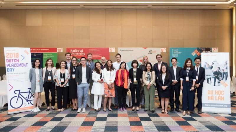 Dutch Placement Day 2019 tại TP Hà Nội