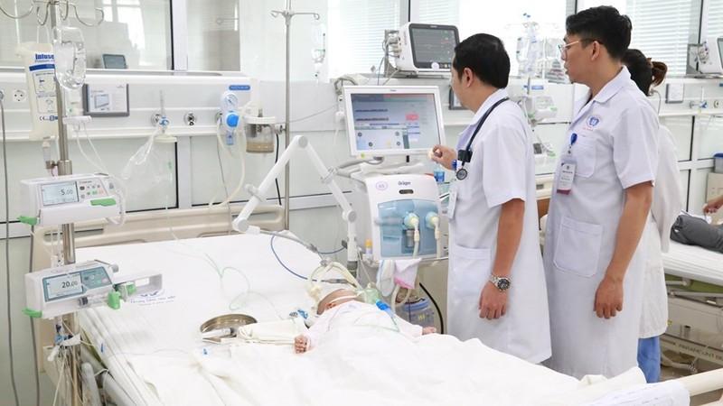 Cảnh báo sau vụ bệnh nhi sốc nhiễm khuẩn, suy đa tạng do đắp thuốc