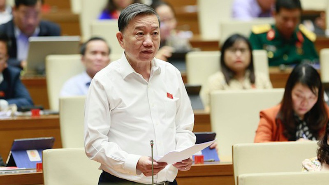 Bộ trưởng Tô Lâm nói về thách thức trong đấu tranh tội phạm ma túy