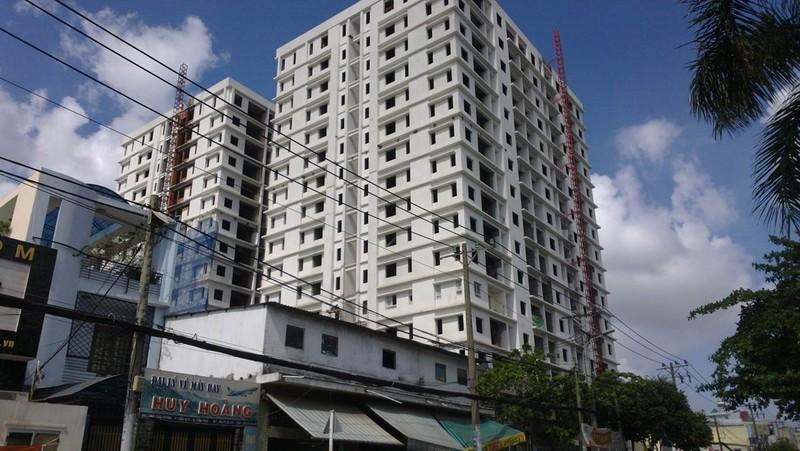 Sai phạm kéo dài tại chung cư Khang Gia Tân Hương