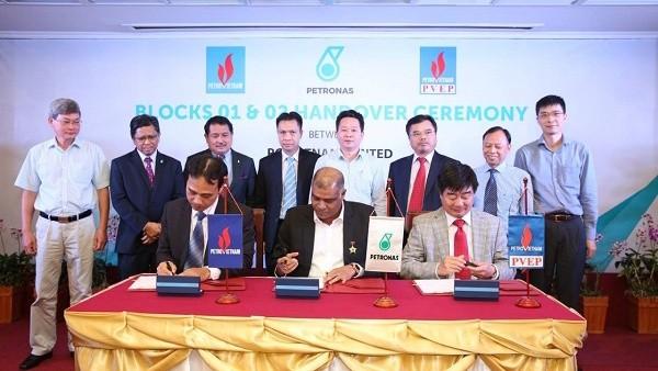 Hợp tác dầu khí giữa PVN và Petronas (Malaysia)