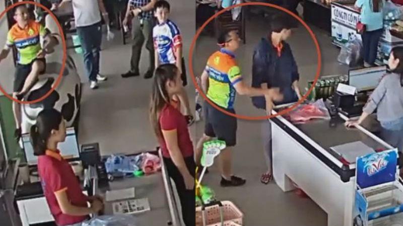 Xử lý nghiêm vụ Thượng úy tát nhân viên bán hàng ở Thái Nguyên