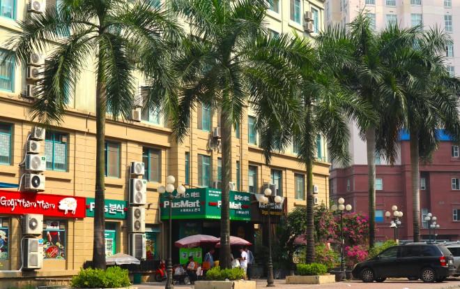 """Mỹ Đình: Khách sạn giá cao, chung cư cho thuê thành """"hàng hot"""" - Ảnh 1"""