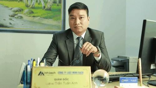 """Luật sư Trần Tuấn Anh: """"Không nên so sánh mức án giữa Khá """"Bảnh"""" và Phan Sào Nam"""""""