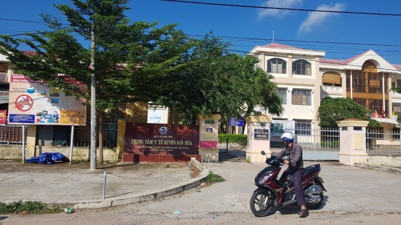 Bệnh viện Đa khoa huyện Sơn Hòa