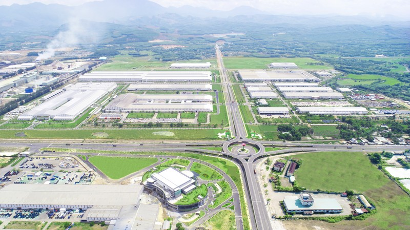 THACO phát triển KCN sản xuất linh kiện phụ tùng ô tô quy mô lớn