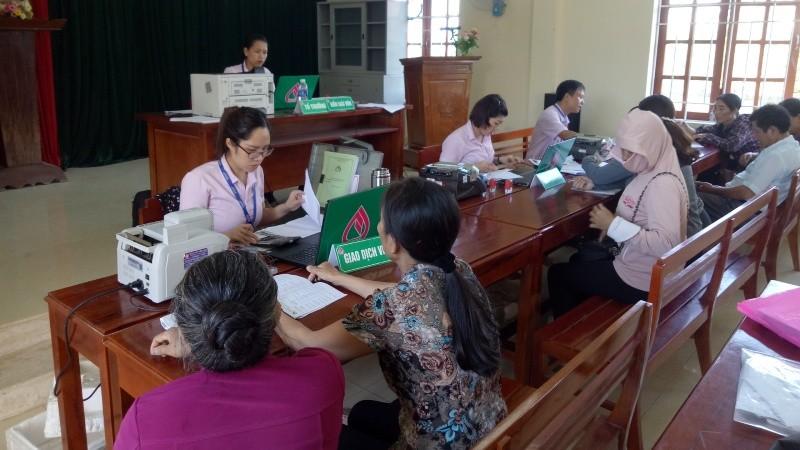 Ngân hàng CSXH thị xã Ba Đồn (Quảng Bình): Vững vàng tăng tốc sau 5 năm thực hiện Chỉ thị 40-CT/TW