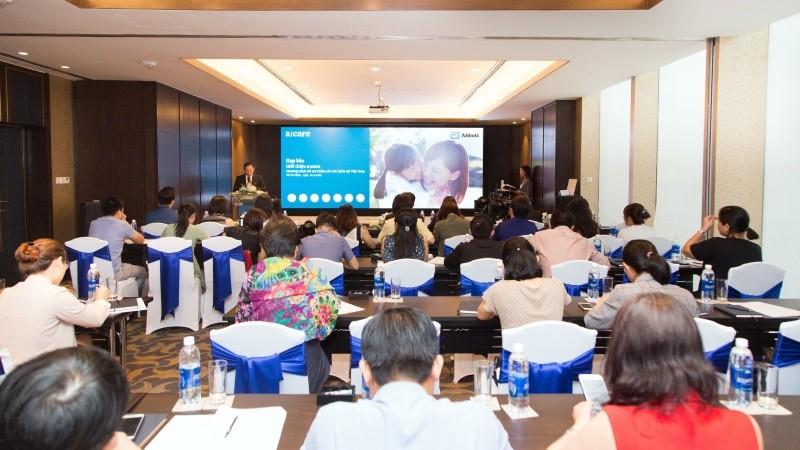 Họp báo ra mắt sáng kiến mới của Abbott cải thiện chất lượng sống của người Việt thông qua ứng dụng công nghệ 4.0 vào y khoa