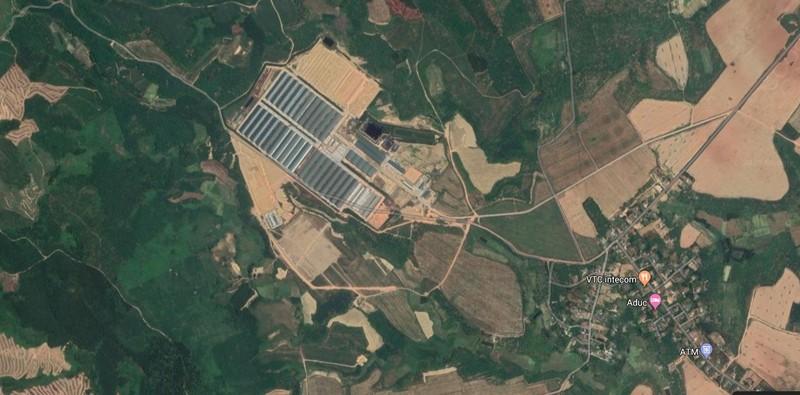 Cả một vùng rừng mênh mông của Nông trường Việt Trung đã bị Hòa Phát lấy làm trại bò