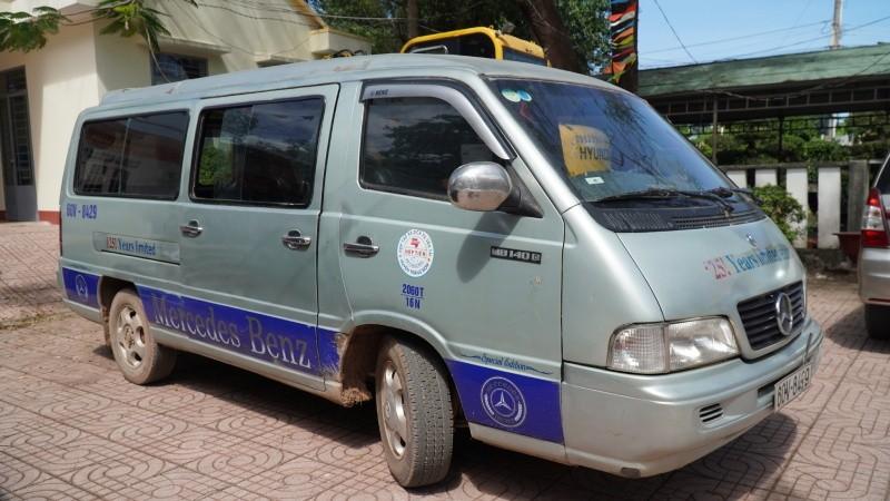 Vụ xe chuyên chở làm rơi học sinh trên đường: Chỉ phạt hành chính