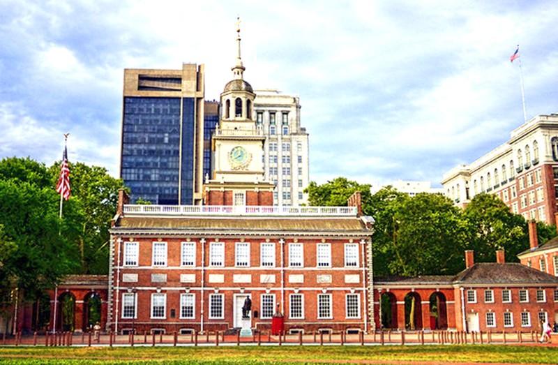 Đến thăm cố đô của Mỹ - nơi bản Hiến pháp Mỹ đầu tiên được viết