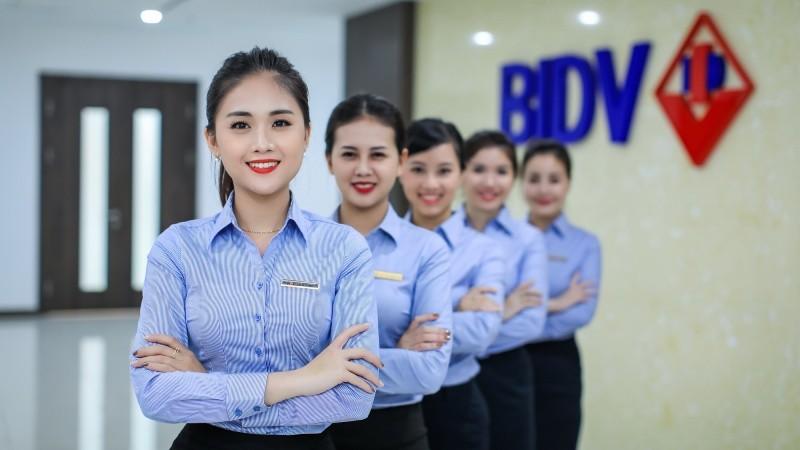 BIDV hoàn tất việc chi trả cổ tức năm 2017, 2018