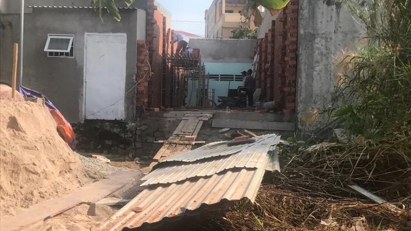 Phường 11, TP Vũng Tàu: Dấu hiệu buông lỏng quản lý xây dựng