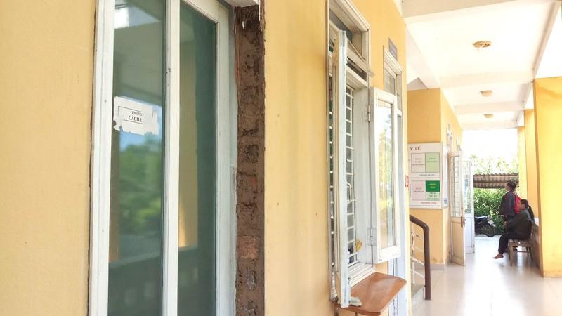Thừa Thiên – Huế: Một số trạm y tế xuống cấp nghiêm trọng