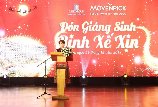 """""""Lộ diện"""" nữ chủ nhân giải thưởng 1,7 tỷ đồng tại Mövenpick Resort Waverly Phú Quốc - Ảnh 4"""