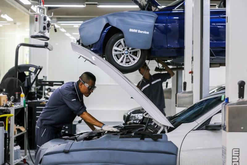 Chương trình tri ân cuối năm khách hàng BMW và MINI