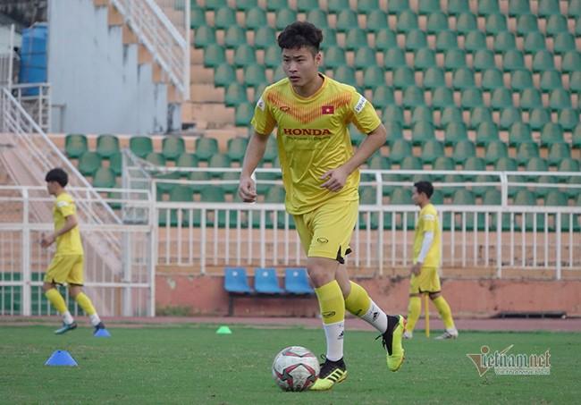 U23 Việt Nam chốt danh sách lên đường dự VCK U23 châu Á