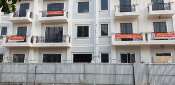 Dự án Khu đô thị mới Đại Kim (Hà Nội): Mua được nhà nhưng không có đường đi