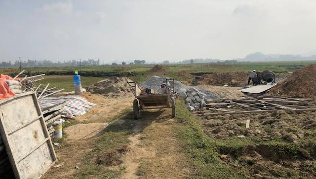 """Phản hồi vụ """"bất thường tại một số công trình thiết yếu ở Nghệ An"""": UBND huyện Nghi Lộc báo cáo sai sự thật"""