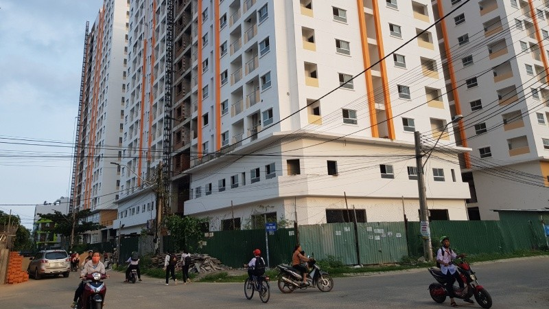 Cả nước mới hoàn thành 207 dự án nhà ở xã hội