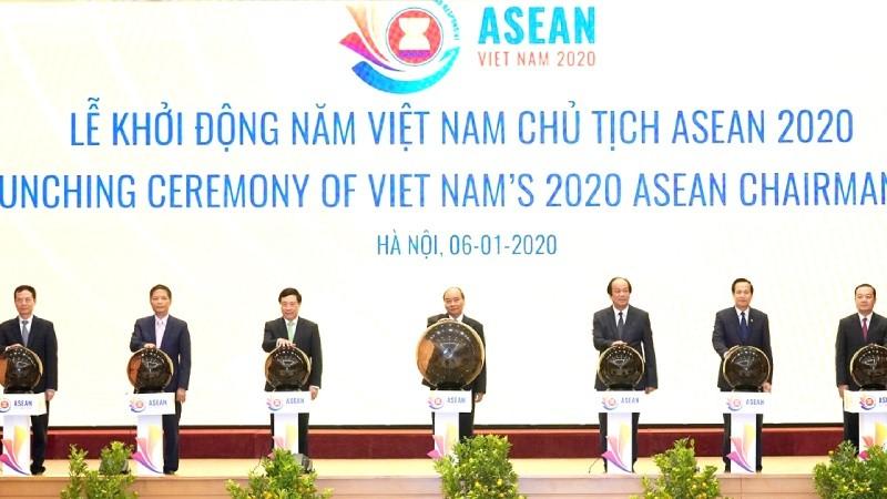 VNPT cam kết cùng Chính phủ thực hiện sứ mệnh Chủ tịch ASEAN 2020