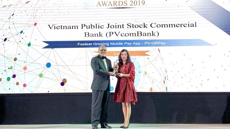 PVcomBank vinh dự nhận liên tiếp 2 giải thưởng Quốc tế