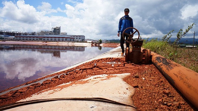 Dự án Bôxít ở Tây Nguyên vẫn tiềm ẩn nguy cơ môi trường
