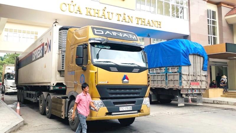 Quyết định tạm dừng hoạt động trao đổi hàng hóa cư dân biên giới đã ảnh hưởng không nhỏ đến xuất khẩu nông sản của Việt Nam.