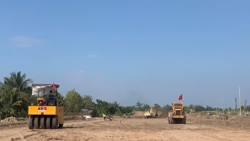 Đảm bảo công tác an toàn an ninh ở dự án cao tốc Trung Lương – Mỹ Thuận