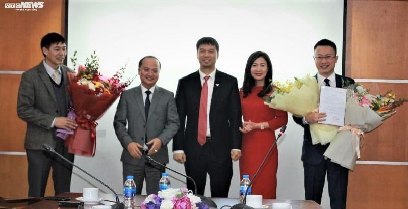 Bổ nhiệm Phó Giám đốc Đài Truyền hình Kỹ thuật số VTC - 1