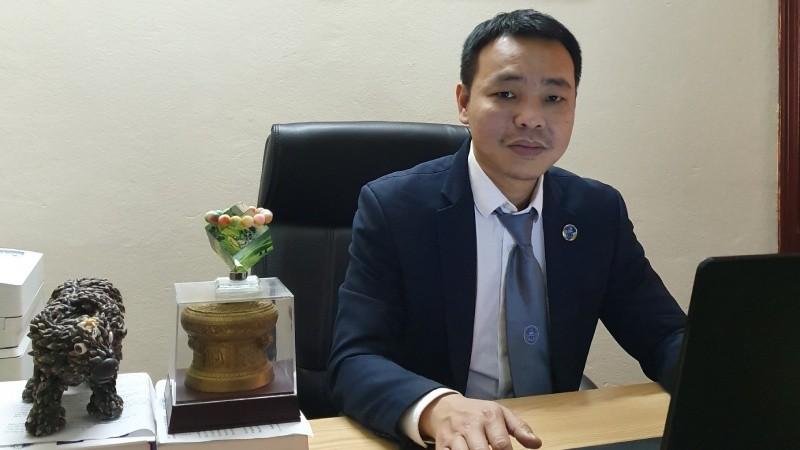 Luật sư Nguyễn Văn Thân, một trong những luật sư bào chữa cho ông Nam