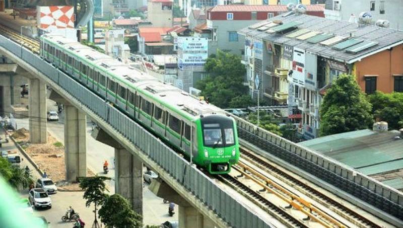 Vướng mắc trong dự án đường sắt Cát Linh - Hà Đông