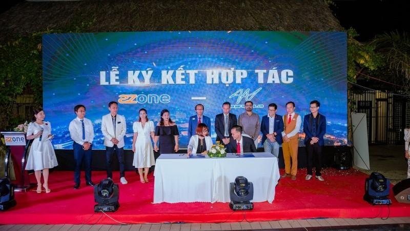 AZone ký kết hợp tác với nhà phân phối độc quyền tại TP HCM & 13 tỉnh miền Tây