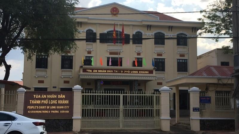 """TAND TP Long Khánh, nơi bị tố """"ngâm tôm"""" vụ kiện cỏn con suốt 7 năm"""