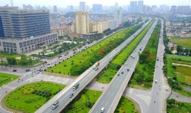 BĐS trên trục đại lộ Thăng Long được dự báo vẫn là tâm điểm đầu tư trong năm 2020