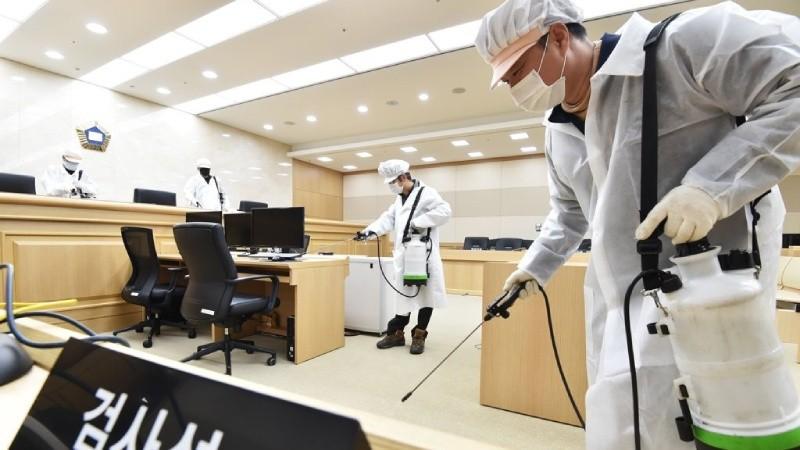 Hàn Quốc dốc toàn lực đối phó dịch Covid-19