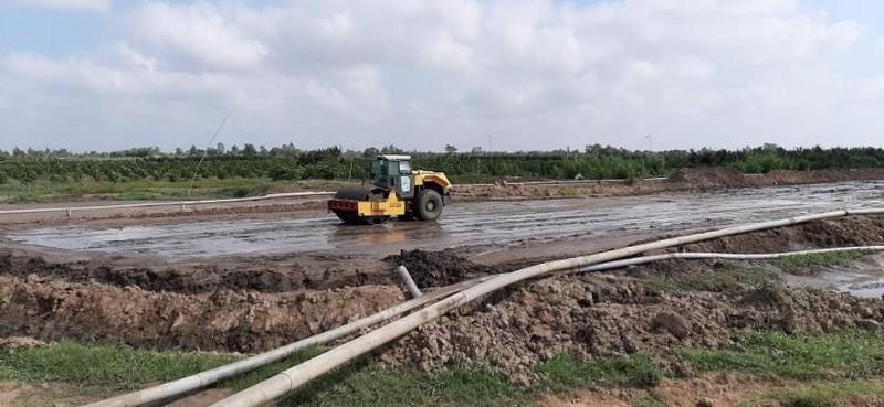 Cao tốc Trung Lương - Mỹ Thuận: Còn 8 tháng để chạy đua về đích
